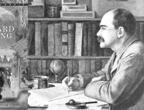 La influencia de Rudyard Kipling  en la vida de Alan Watts