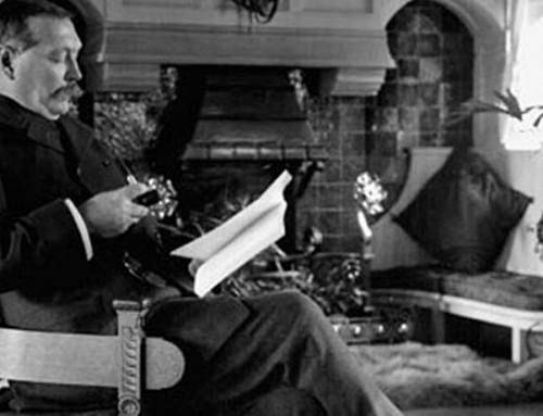 El barril de dos peniques. Momentos en la vida de Arthur Conan Doyle